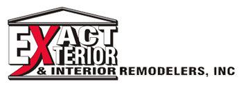 Exact Interior & Exterior Remodeling Logo