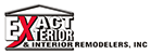 Exact Interior & Exterior Remodeling Logo